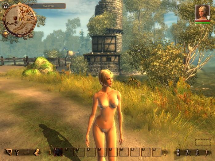Сексуальная игра браузерная