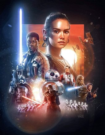 Watch Star Wars: The Force Awakens Full Movie Streaming