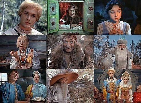 лучшие советские сказки цветная версия
